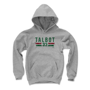 Cam Talbot Kids Youth Hoodie | 500 LEVEL