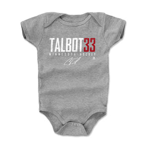 Cam Talbot Kids Baby Onesie | 500 LEVEL