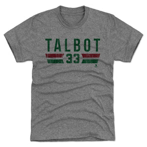 Cam Talbot Men's Premium T-Shirt | 500 LEVEL