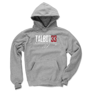 Cam Talbot Men's Hoodie | 500 LEVEL
