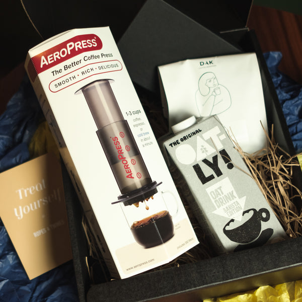 Aeropress Coffee Hamper