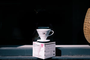 Hario V60 Dripper White Ceramic