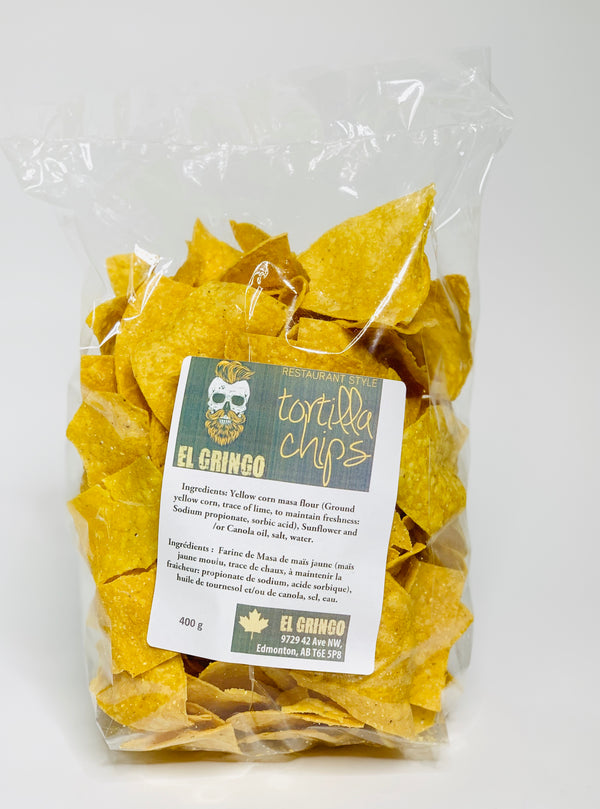 El Gringo - Tortilla Chips