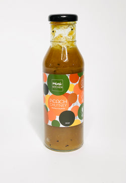 Mini Kitchen  - Peach Chutney