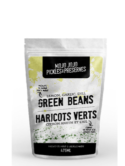 Mojo - Chili Lime Green Beans