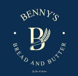 Benny's Bread White Sesame Loaf  *Friday delivery ONLY