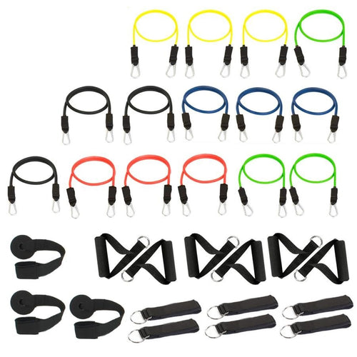 33pc Resistance Bands