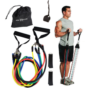 11pc Resistance Bands - 3