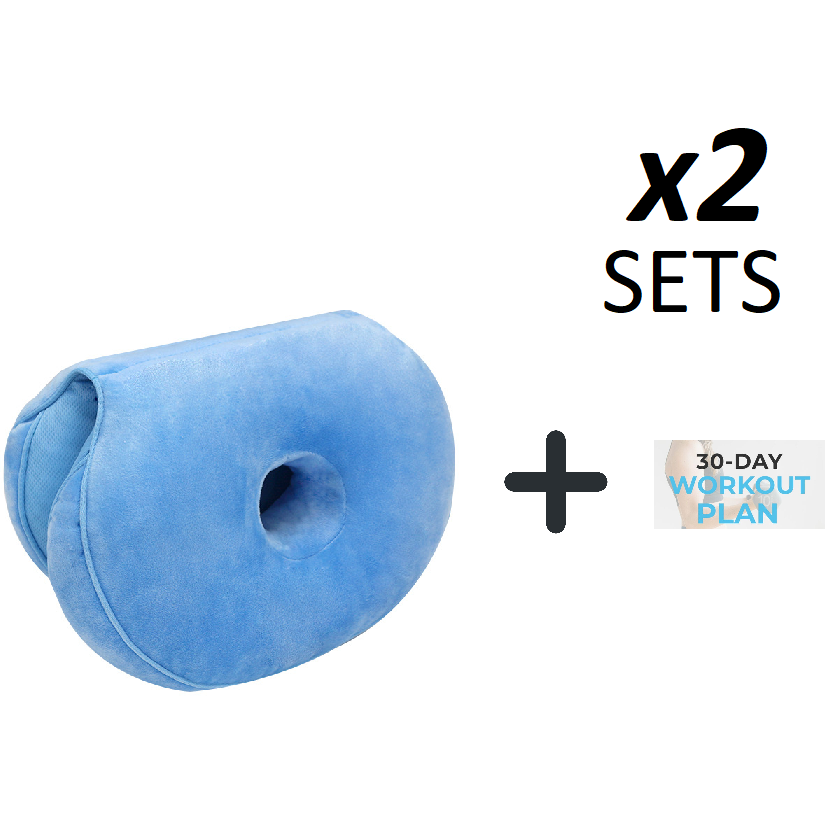 x2 Dual Comfort Orthopedic Cushion