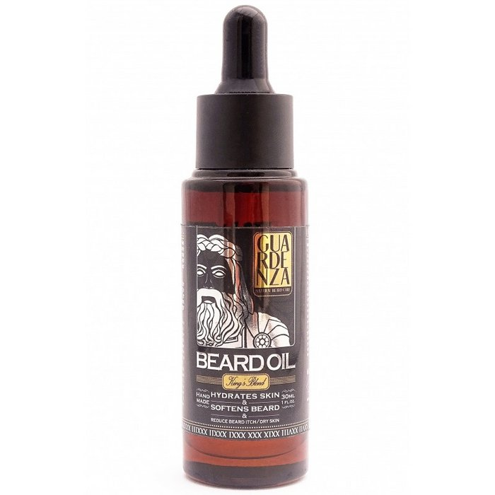 Guardenza Baardolie King's Blend - 30ml