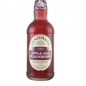 Fentimans Lemonade - apple and blackberry (björnbär)
