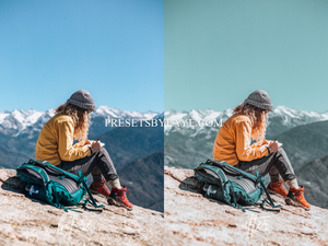 9 Greenwoods Presets | Lightroom Presets