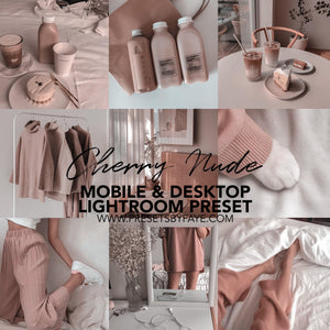 2 Cherry Presets | Lightroom Presets