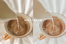 Load image into Gallery viewer, SOFT CREAM LIGHTROOM PRESETS - PresetsbyFaye