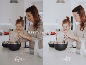 MOMMY BLOGGER LIGHTROOM PRESETS - PresetsbyFaye