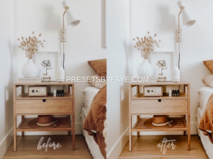 10 Home Collection Presets | Lightroom Presets