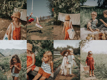 Load image into Gallery viewer, 5 Kids in Field Presets | Lightroom Presets