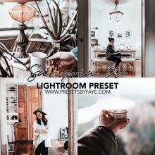 Load image into Gallery viewer, SANGRIA LIGHTROOM PRESETS - PresetsbyFaye