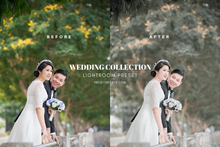 Load image into Gallery viewer, 5 Wedding Presets | Lightroom Presets