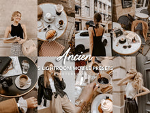Load image into Gallery viewer, 5 Ancien Collection Presets | Lightroom Presets
