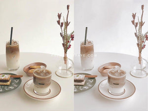LATTE LIGHTROOM PRESETS - PresetsbyFaye