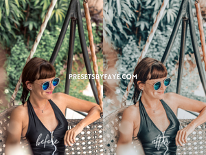 GREENWOODS LIGHTROOM PRESETS - PresetsbyFaye