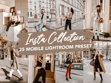 Load image into Gallery viewer, INSTA LIGHTROOM PRESETS - PresetsbyFaye