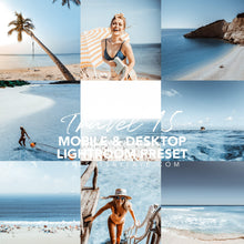 Load image into Gallery viewer, 15 Travel Collection Presets | Lightroom Presets