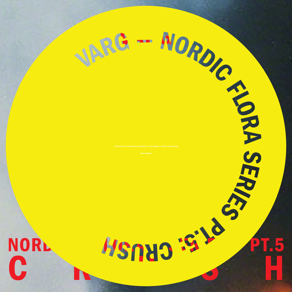 "Varg ""Nordic Flora Series Pt. 5: Crush"" 2 x LP"