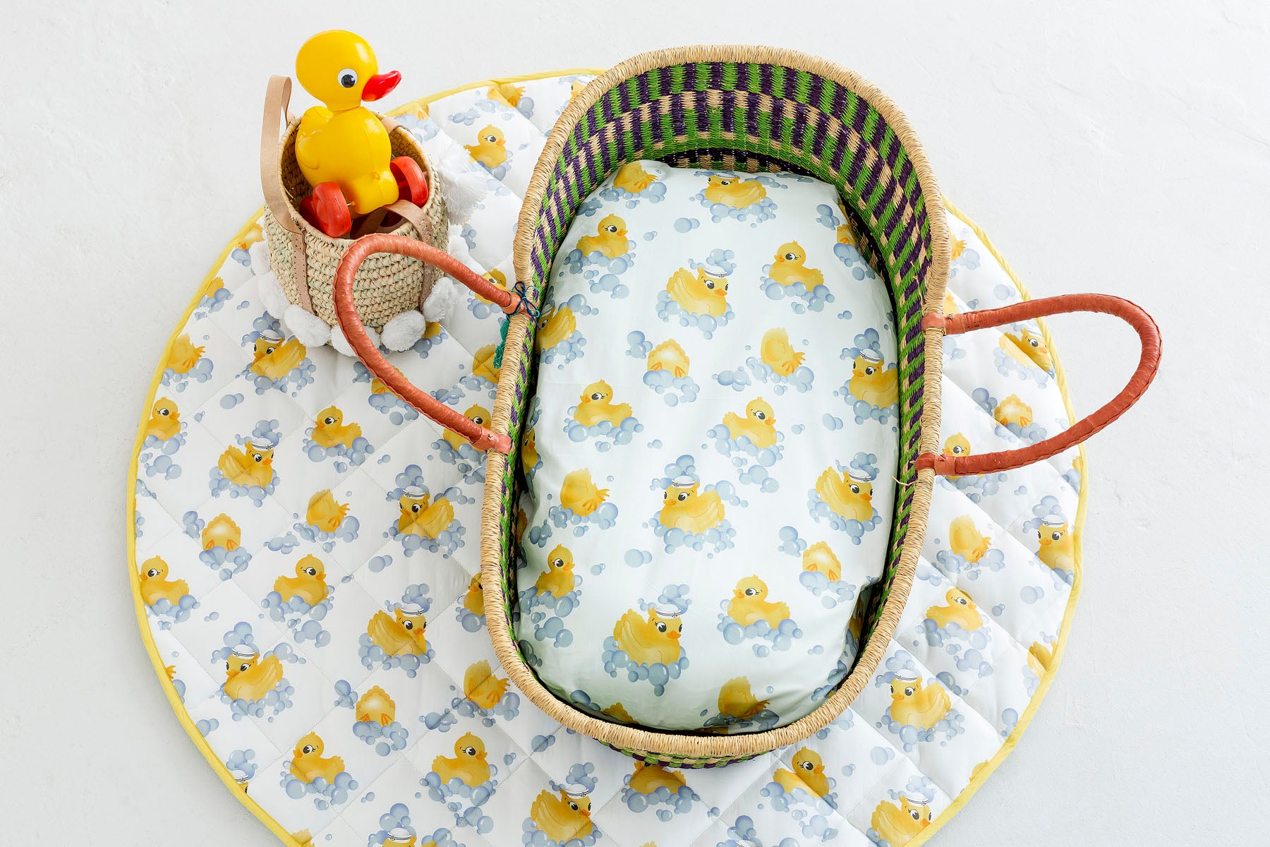 Rubber Ducky Play Mat