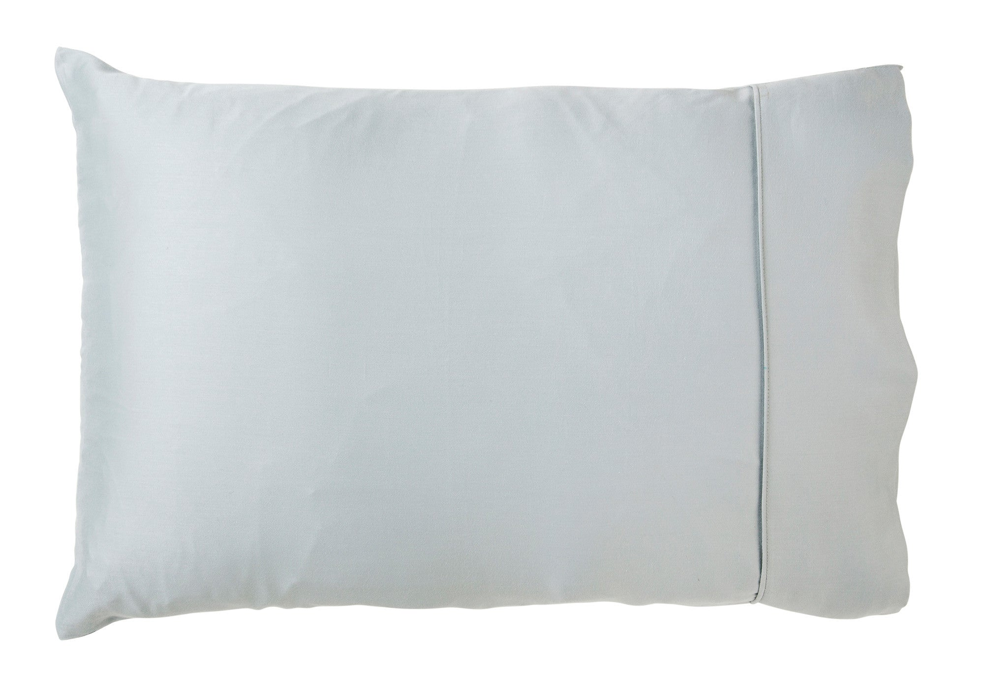 Cot Pillowcase Grey