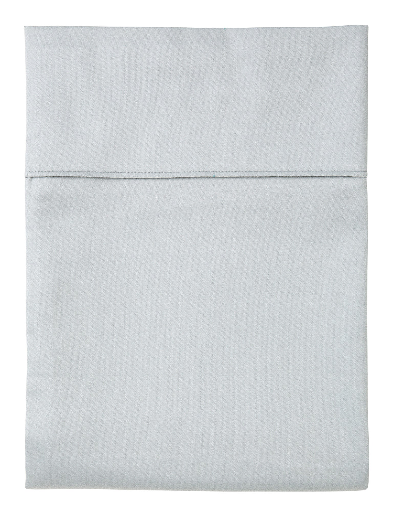 Plain Grey Fitted Sheet