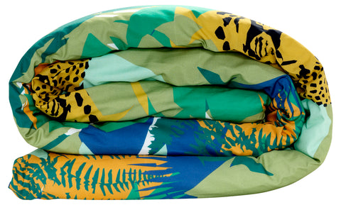 Jungle Quilt Cover
