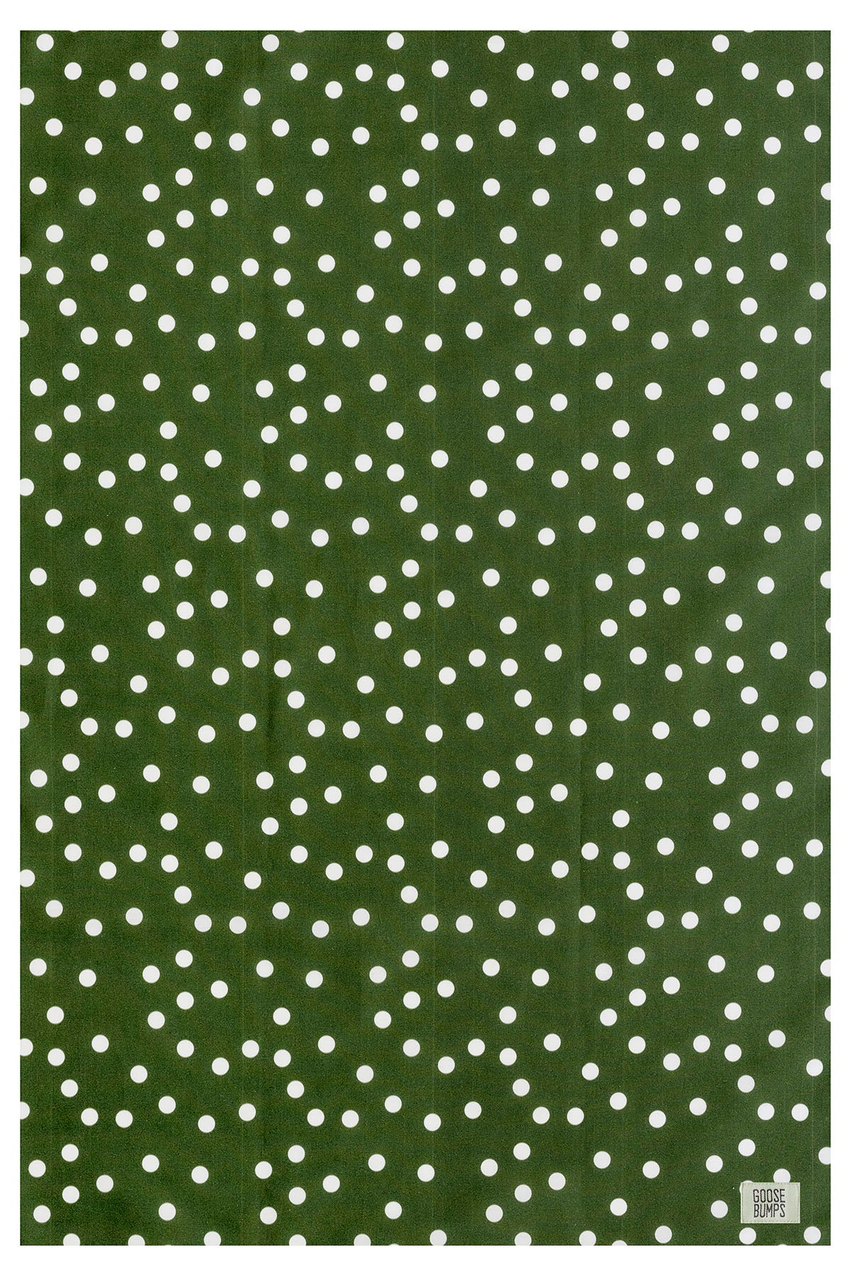 Sprinkles Kale Fitted Sheet