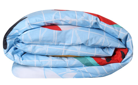 Pool Party Quilt Cover