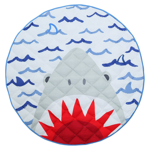 Jaws Play Mat