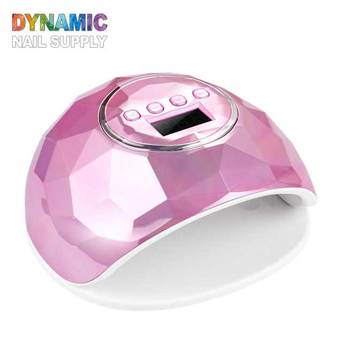 LED UV Nail Lamp Cordless 86W Built-in Battery Professional Nail Dryer Gel Polish Lightweight Nail Polish Curing Gel LED Nail Dryer Art Tools