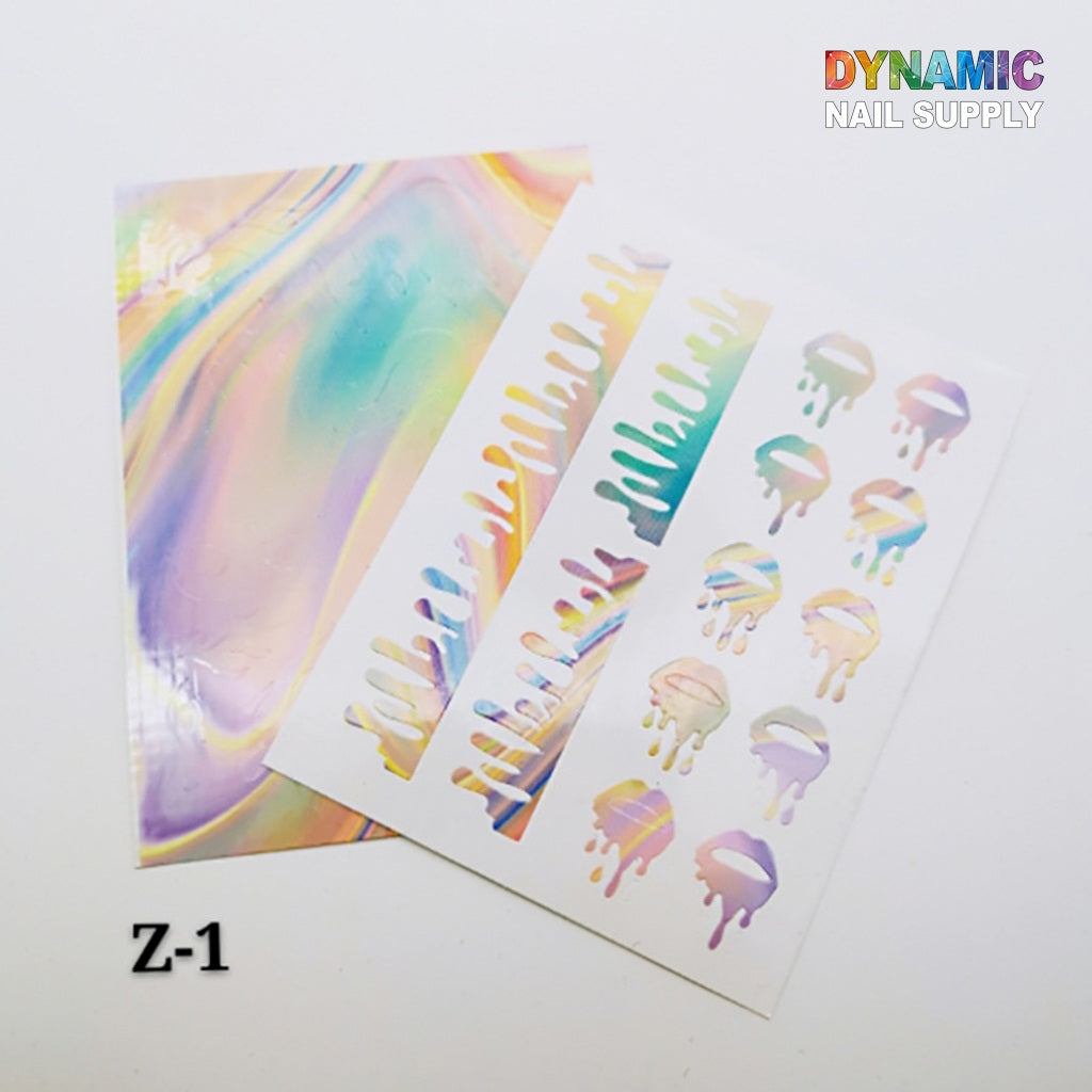 Cute Sticker for Nail Art Lips Decals DIY Manicure