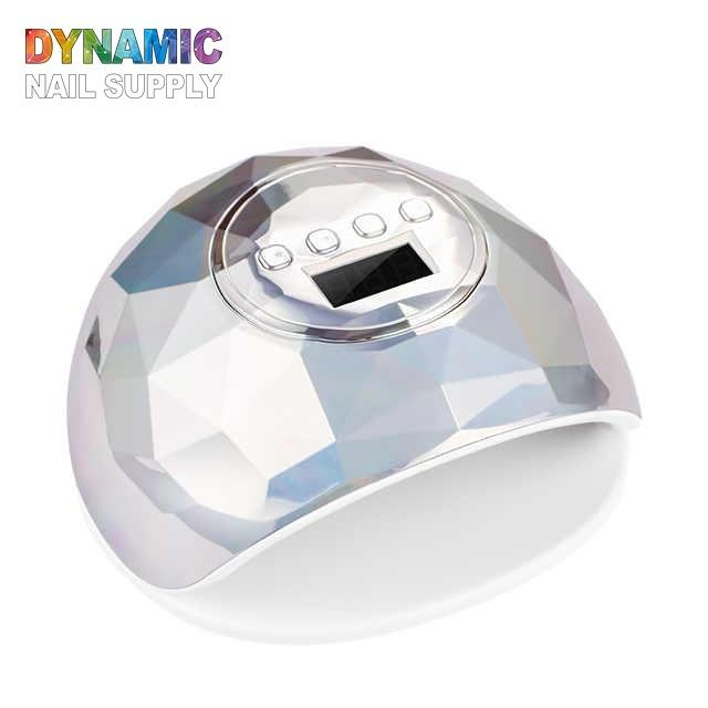 LED UV Gel Nail Lamp Set – 45W Portable Nail Dryer for Curing Gel Polish with Nail Art Tools