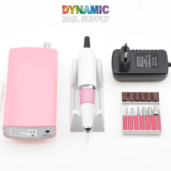 Manicure Nail Drill Machine - Electric File - Nail Tools