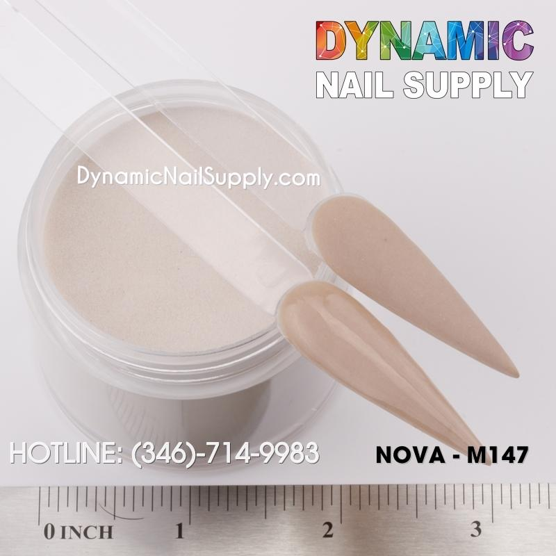 Acrylic Nails Powder Nude color 01-M147 - Dynamic Nail Supply