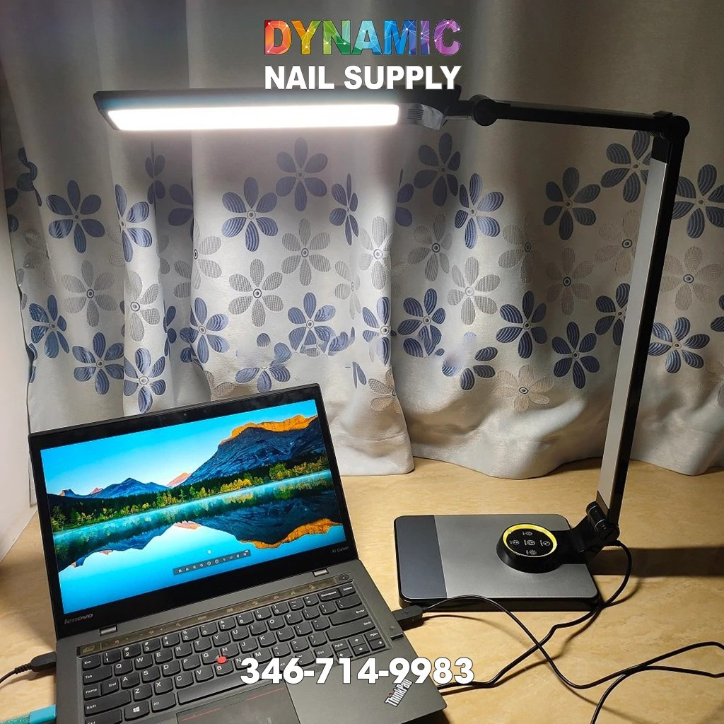 Eye protection led desk lamp Stepless - Dynamic Nail Supply