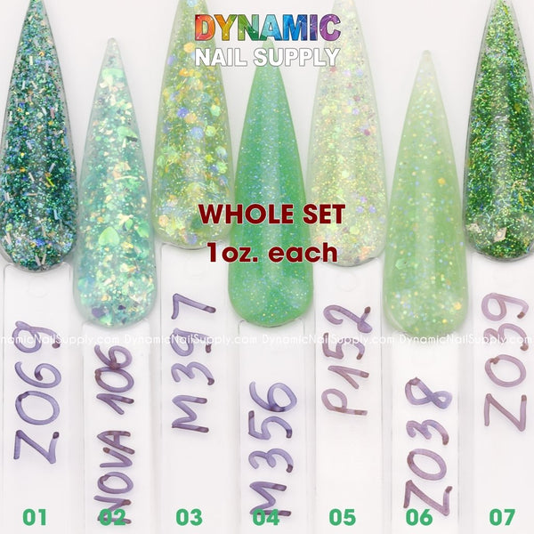 Nova Acrylic Nails & Dipping Powder - set 46 - 2oz. - Dynamic Nail Supply