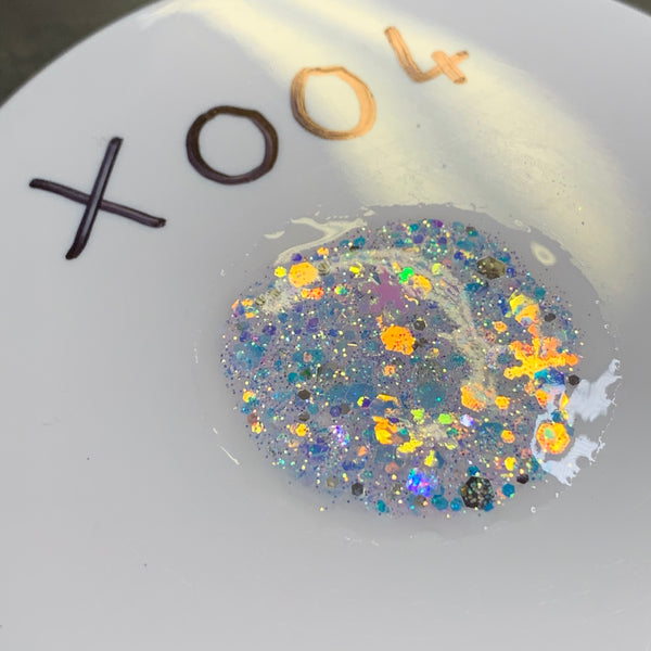 X004 - Christmas Collection - Mixed Glitter Acrylic Powder