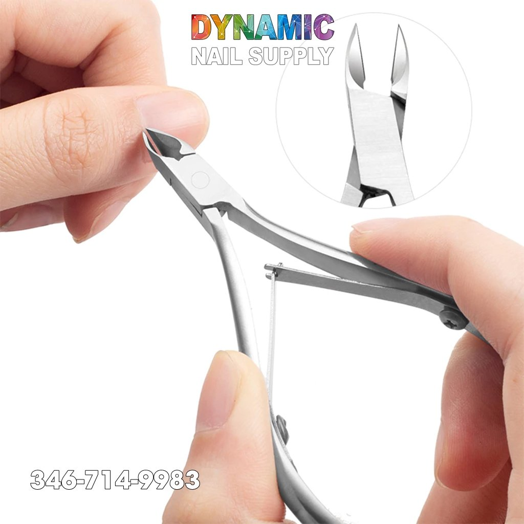 Nail Clipper Cutter - Pro Manicure Tool - Dynamic Nail Supply