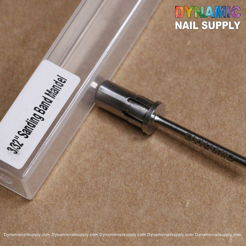 Sanding Band Mandel - Dynamic Drill Bit