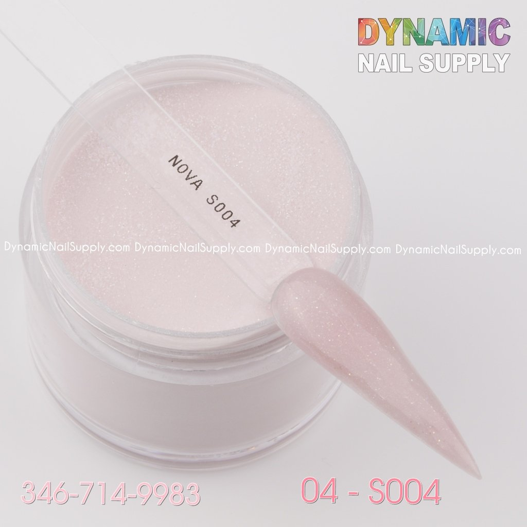 Acrylic Nails Powder Nude color 02-S004 - Dynamic Nail Supply