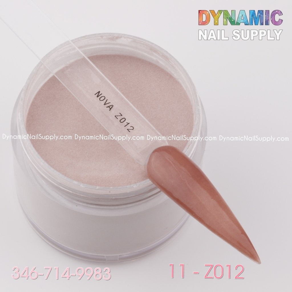 Acrylic Nails Powder Nude color 02-Z012