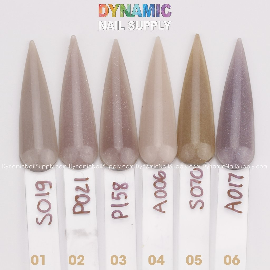 Nova Acrylic Nails & Dipping Powder - Set 75 - 2oz. - Dynamic Nail Supply