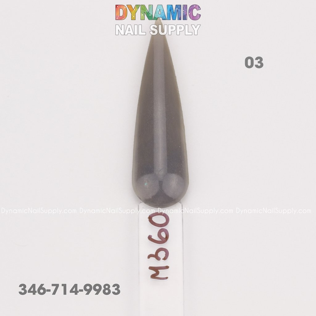 Acrylic Nails Dipping Powder 78-M360 - Dynamic Nail Supply